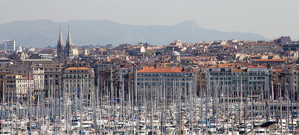 Marsella – Saint Tropez
