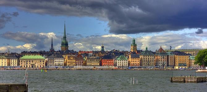 Estocolmo – Helsinki – Tallín