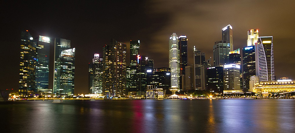 Sudeste asiático: Singapur y Malasia