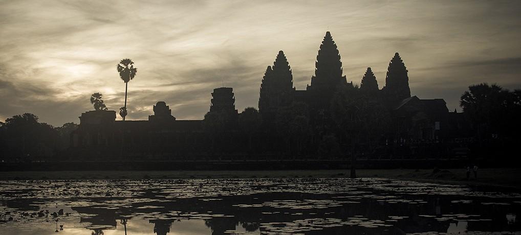 Sudeste asiático: Tailandia y Camboya
