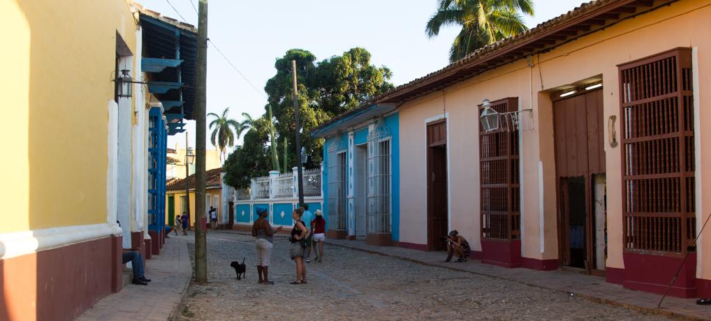Cuba por libre: Trinidad y Cienfuegos